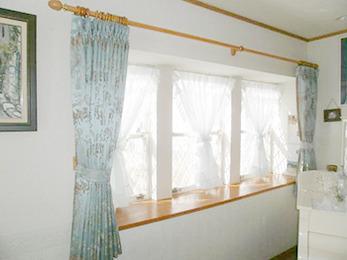 憧れのオーダーカーテンは想像以上に素敵でした。頼んで良かったです。