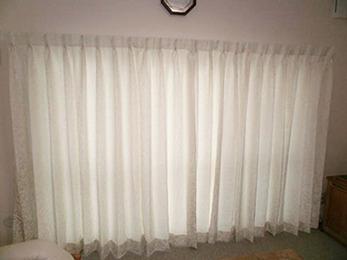 和室と、洋室のカーテン、どちらも気に入っています。