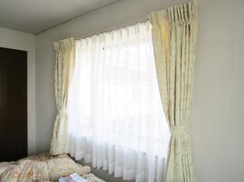 お部屋がとても明るくなりました。