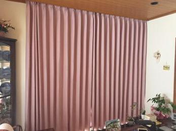 機能性をプラスしたカーテンはいかがでしょうか